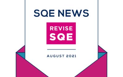 SQE News August 2021